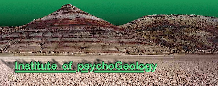 Institute of psychoGeology, geopathy, geomancy, rock art, ley lines, vortices